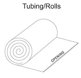 tubing rolls
