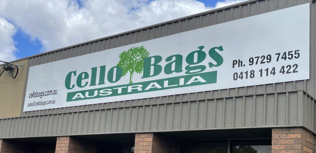 Cello Bags Australia